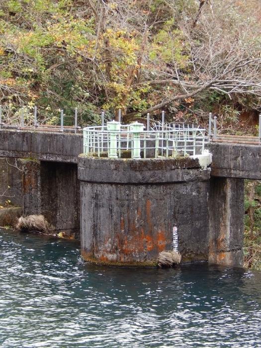 DSCN4159加茂水源池第二ダム