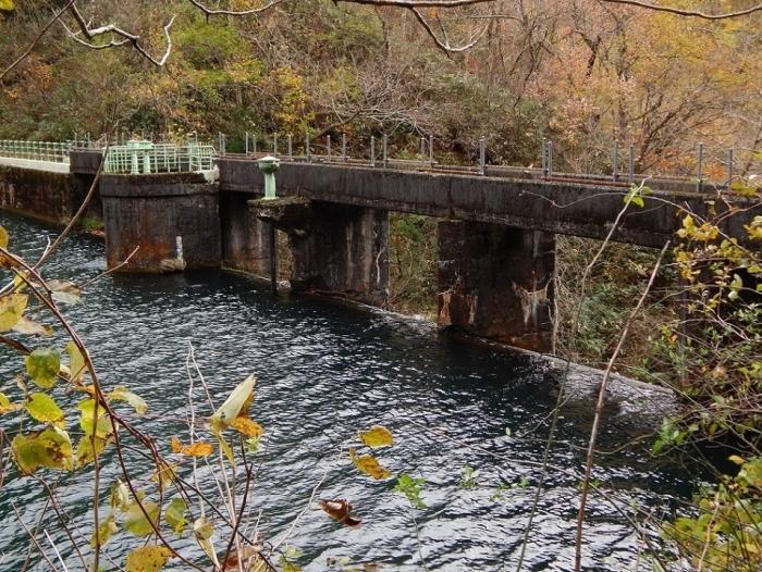 DSCN4164加茂水源池第二ダム