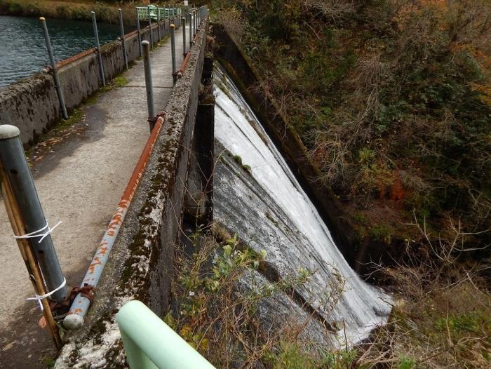DSCN4167加茂水源池第二ダム