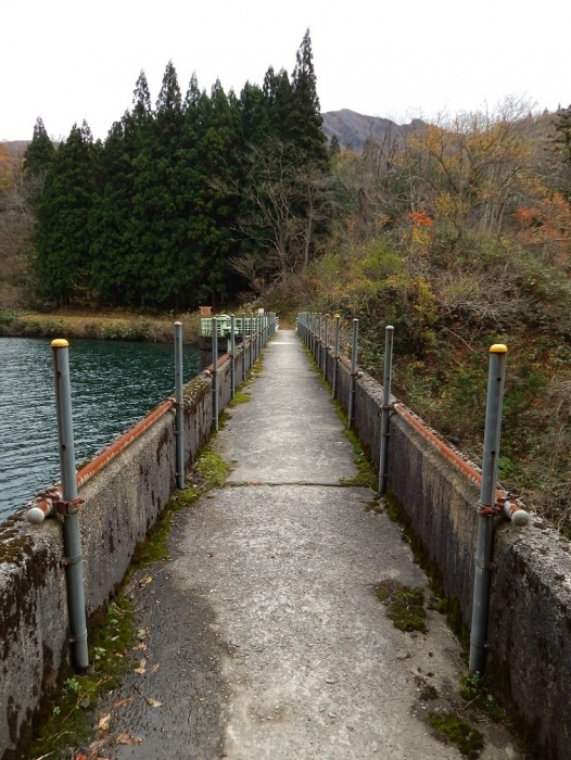 DSCN4168加茂水源池第二ダム