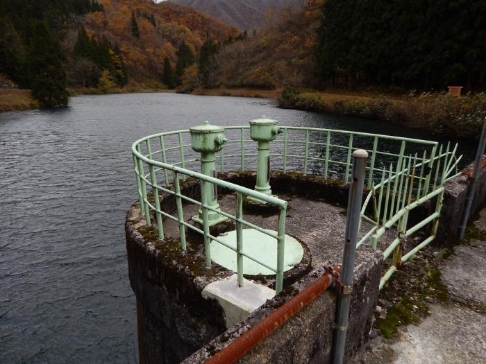 DSCN4178加茂水源池第二ダム
