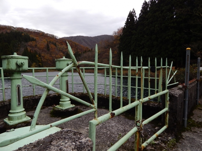 DSCN4179加茂水源池第二ダム