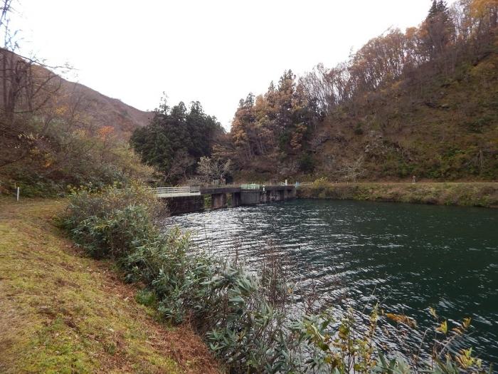 DSCN4185加茂水源池第二ダム