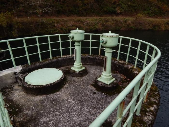 DSCN4195加茂水源池第二ダム