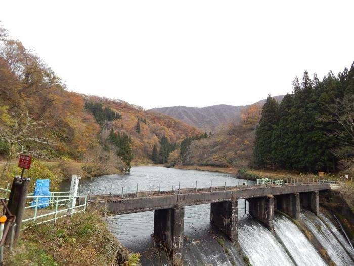 DSCN4202加茂水源池第二ダム