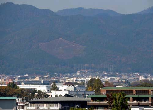 舟形(西賀茂船山)