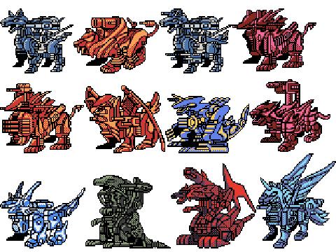 【邪神復活】機獣新世紀ゾイドゲーム、邪神復活