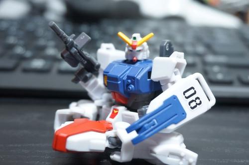 【玩具系写真】ユニバーサルユニット 陸戦型ガンダム