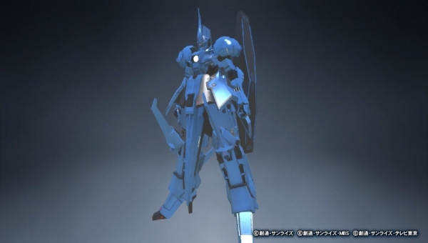【ガンダムブレイカー3】再現機を作る:ラインバレル編