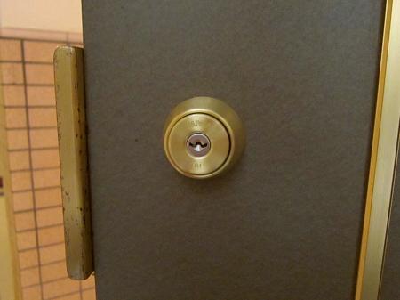 オートロックマンションの鍵