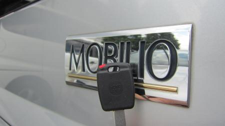 モビリオ 鍵作製
