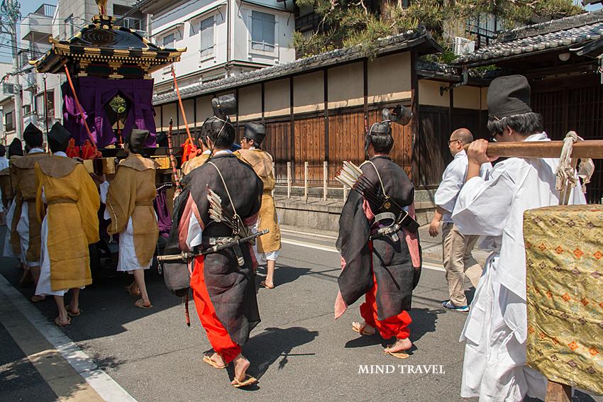 須賀神社 ささげ祭