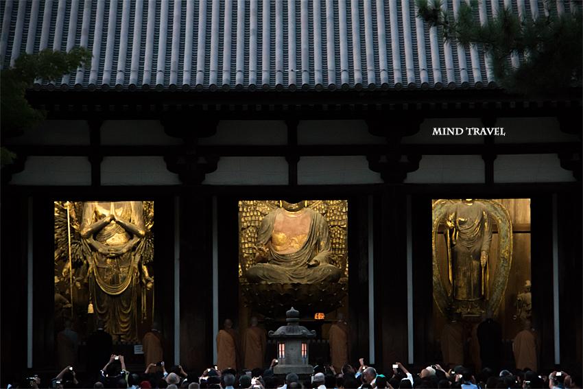 唐招提寺 観月会3