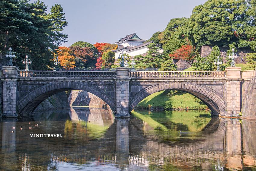 皇居 正門石橋