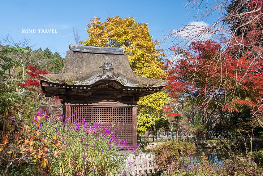 長寿寺 弁天堂