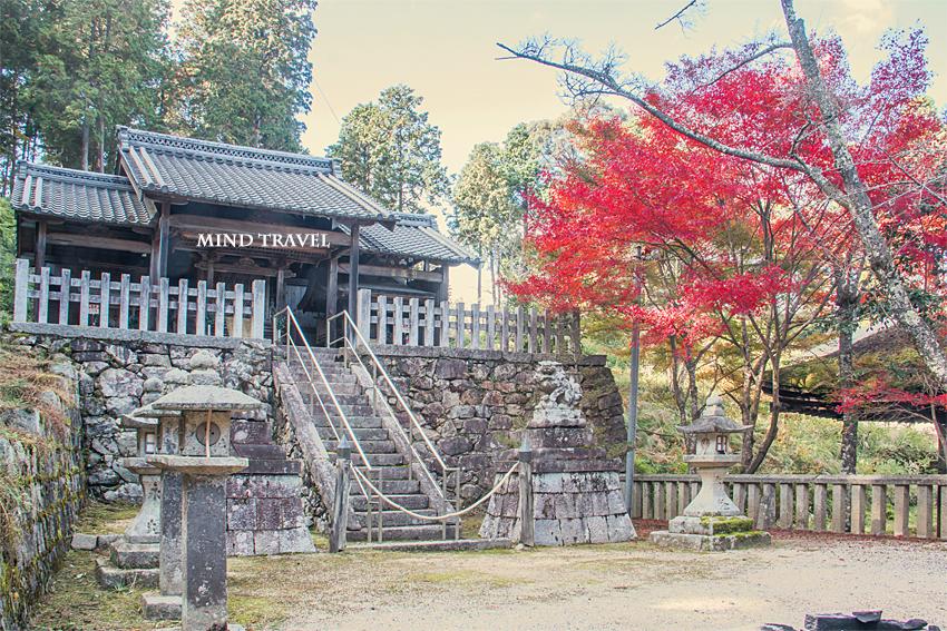 長寿寺 白山神社 神殿