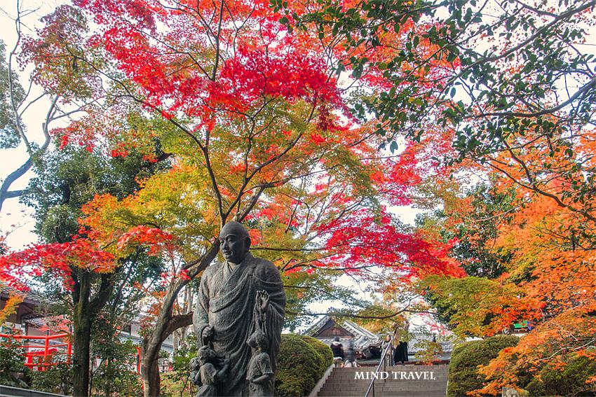 今熊野観音寺 弘法大師像