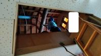 天井裏感知器作動試験 小林消防設備 乙種4類消防設備士 小林優子