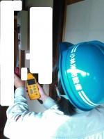騒音計による地区音響装置(電鈴、ベル)音圧測定 小林消防設備