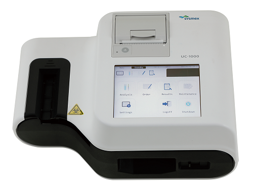20170524シスメックス半自動尿化学分析装置UC-1000