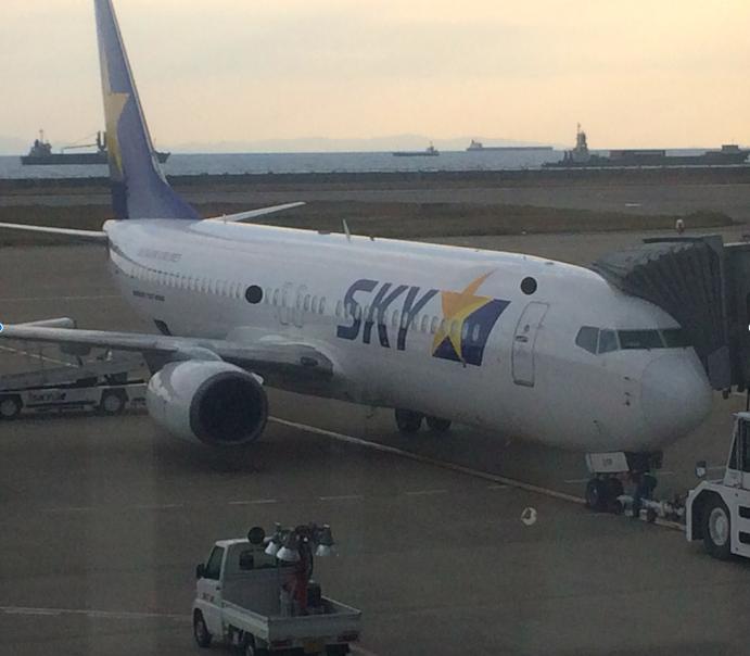 20170725スカイマーク機