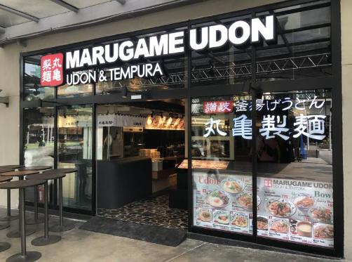 20170816丸亀製麺フィリピン初店舗