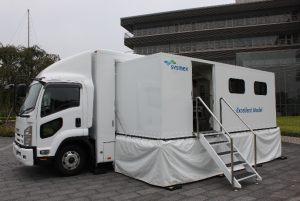 20170818医薬品供給車両