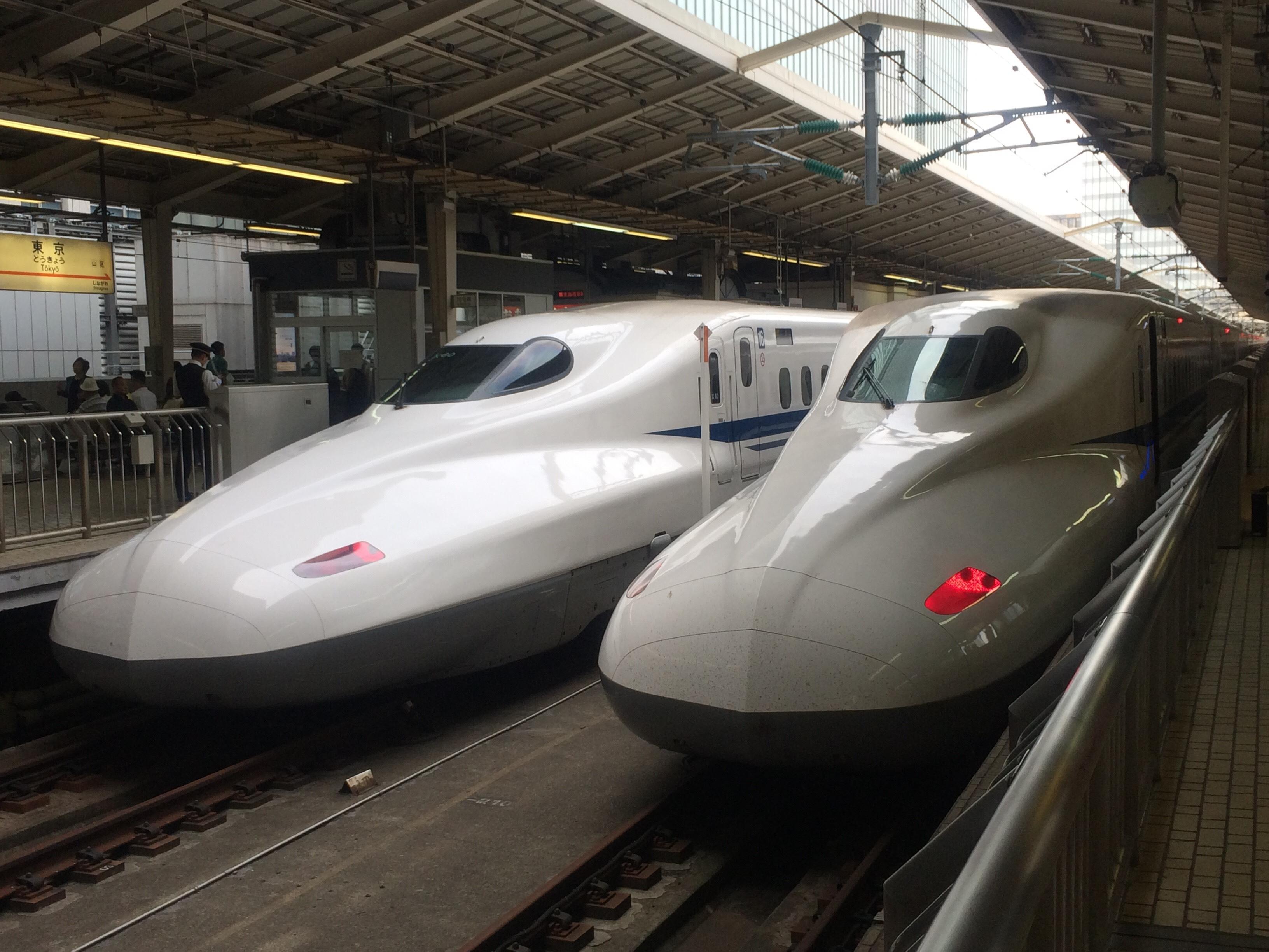 20171019東海道新幹線
