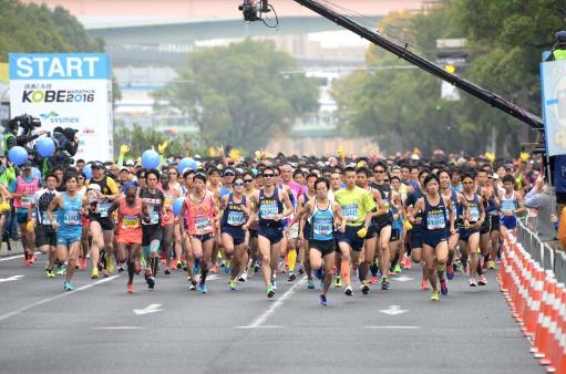 20171101アシックス神戸マラソン実験