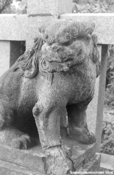 稲荷神社(足立区一ツ家)5
