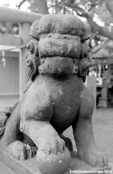 栗原氷川神社(足立区栗原)4