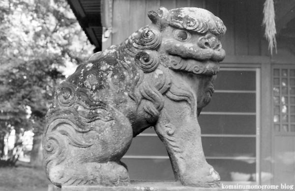 氷川神社(上尾市上)3