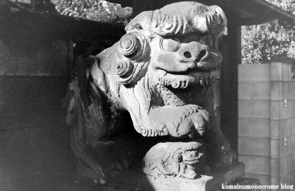 氷川神社(上尾市地頭方)3