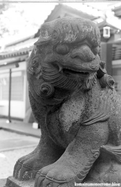氷川神社(北足立郡伊奈町本町)2