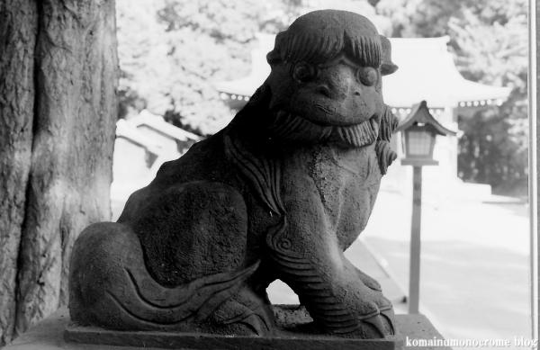氷川神社(北足立郡伊奈町本町)3