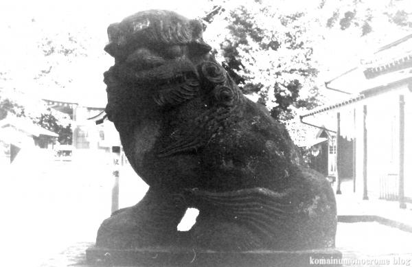 氷川神社(北足立郡伊奈町本町)1