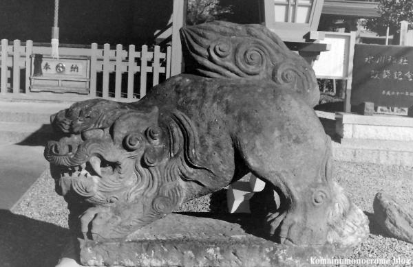 氷川神社(上尾市原市)1