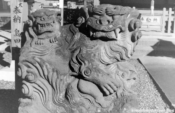 氷川神社(上尾市原市)3
