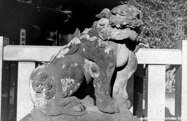 春日部八幡神社(春日部市粕壁)9