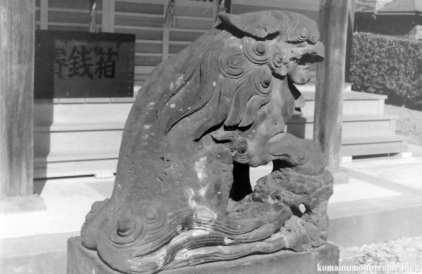 鷲神社(春日部市小淵)3