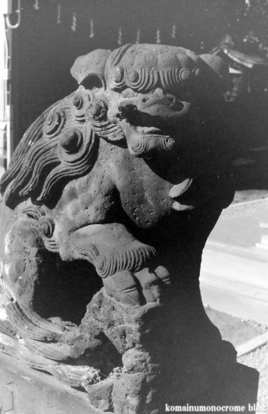 鷲神社(春日部市小淵)4
