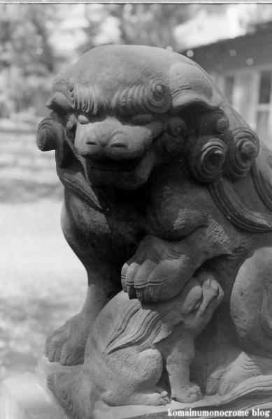 八杉神社(横浜市港北区大豆戸町)2