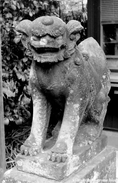 杉山神社(横浜市港北区新羽町)2