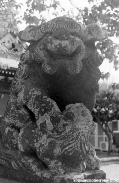 新明神社(横浜市神奈川区羽沢町)4