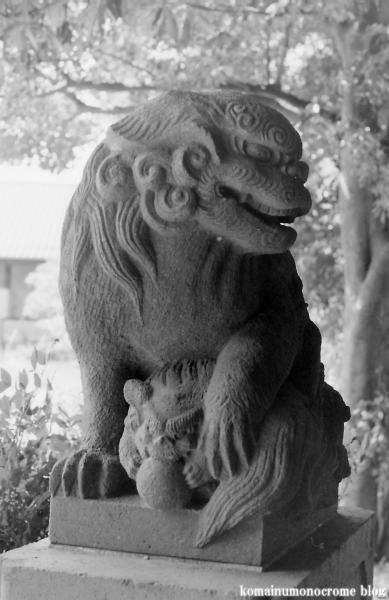杉山神社(横浜市神奈川区片倉)1