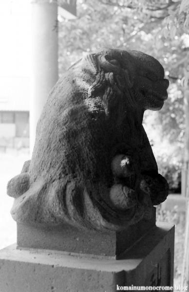 杉山神社(横浜市神奈川区片倉)4