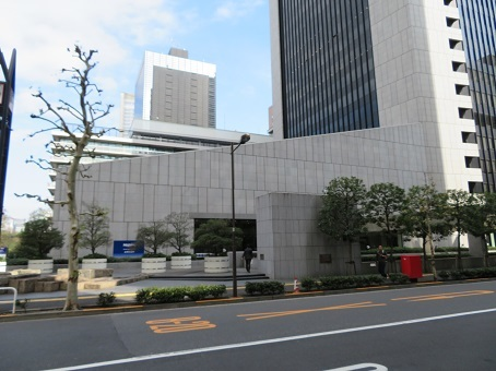 みずほ銀行内幸町本部ビル2