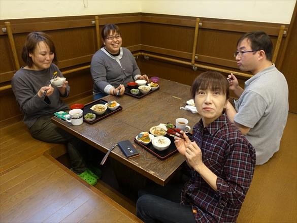 ラベ家の食卓2