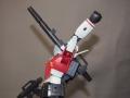 ROBOT魂ジムキャノン上半身可動範囲