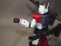 ROBOT魂ジムキャノン左腕可動範囲4